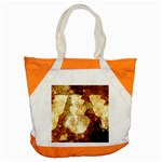 Sparkling Lights Accent Tote Bag Front