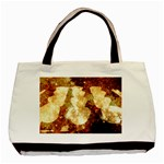 Sparkling Lights Basic Tote Bag (Two Sides) Back