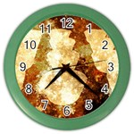 Sparkling Lights Color Wall Clocks