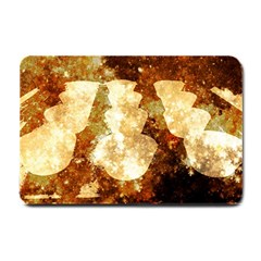 Sparkling Lights Small Doormat  by yoursparklingshop