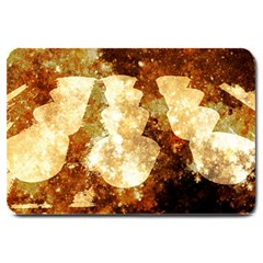 Sparkling Lights Large Doormat  by yoursparklingshop