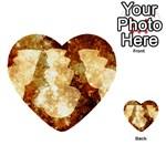 Sparkling Lights Multi-purpose Cards (Heart)  Back 41