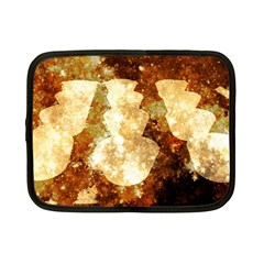Sparkling Lights Netbook Case (small)  by yoursparklingshop