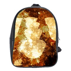 Sparkling Lights School Bags(large)