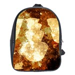 Sparkling Lights School Bags(Large)  Front