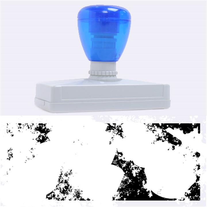 Sparkling Lights Rubber Address Stamps (XL)