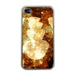 Sparkling Lights Apple iPhone 4 Case (Clear)
