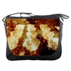 Sparkling Lights Messenger Bags