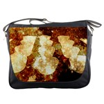 Sparkling Lights Messenger Bags
