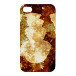 Sparkling Lights Apple iPhone 4/4S Premium Hardshell Case