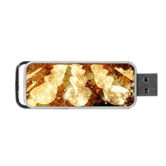 Sparkling Lights Portable Usb Flash (two Sides) by yoursparklingshop