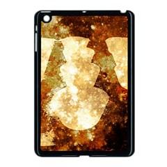 Sparkling Lights Apple iPad Mini Case (Black)