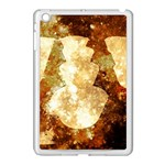 Sparkling Lights Apple iPad Mini Case (White)