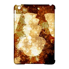 Sparkling Lights Apple Ipad Mini Hardshell Case (compatible With Smart Cover)