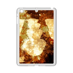 Sparkling Lights Ipad Mini 2 Enamel Coated Cases by yoursparklingshop
