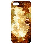 Sparkling Lights Apple iPhone 5 Hardshell Case with Stand