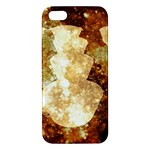 Sparkling Lights Apple iPhone 5 Premium Hardshell Case