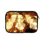 Sparkling Lights Apple iPad Mini Zipper Cases Front