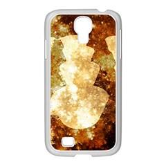 Sparkling Lights Samsung GALAXY S4 I9500/ I9505 Case (White)