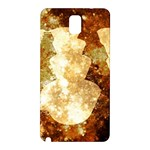 Sparkling Lights Samsung Galaxy Note 3 N9005 Hardshell Back Case