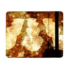 Sparkling Lights Samsung Galaxy Tab Pro 8 4  Flip Case