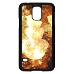 Sparkling Lights Samsung Galaxy S5 Case (Black)