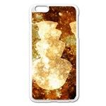 Sparkling Lights Apple iPhone 6 Plus/6S Plus Enamel White Case