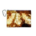 Sparkling Lights Canvas Cosmetic Bag (M)