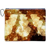 Sparkling Lights Canvas Cosmetic Bag (XXXL)