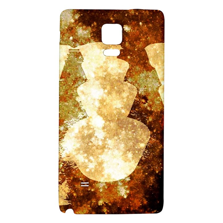 Sparkling Lights Galaxy Note 4 Back Case