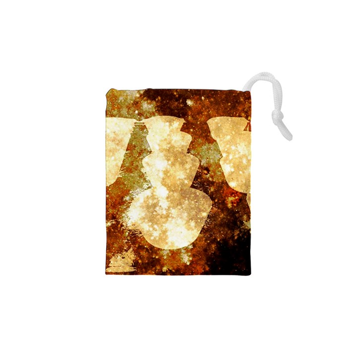 Sparkling Lights Drawstring Pouches (XS)
