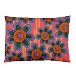 Colorful Floral Dream Pillow Case 26.62 x18.9 Pillow Case