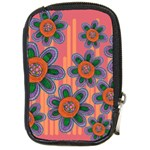 Colorful Floral Dream Compact Camera Cases Front