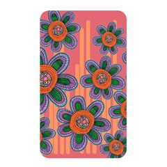 Colorful Floral Dream Memory Card Reader by DanaeStudio
