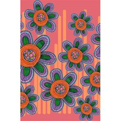 Colorful Floral Dream 5 5  X 8 5  Notebooks by DanaeStudio