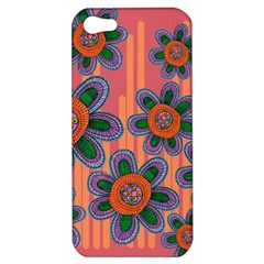 Colorful Floral Dream Apple iPhone 5 Hardshell Case