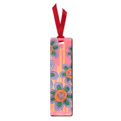 Colorful Floral Dream Small Book Marks