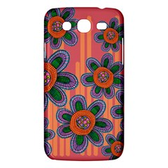 Colorful Floral Dream Samsung Galaxy Mega 5 8 I9152 Hardshell Case