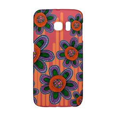 Colorful Floral Dream Galaxy S6 Edge