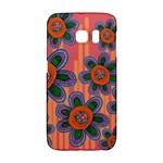 Colorful Floral Dream Galaxy S6 Edge