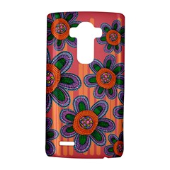 Colorful Floral Dream LG G4 Hardshell Case