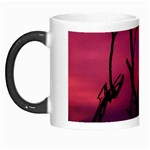 Vultures At Top Of Tree Silhouette Illustration Morph Mugs