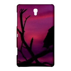 Vultures At Top Of Tree Silhouette Illustration Samsung Galaxy Tab S (8.4 ) Hardshell Case