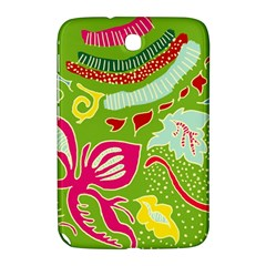 Green Organic Abstract Samsung Galaxy Note 8 0 N5100 Hardshell Case