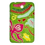 Green Organic Abstract Samsung Galaxy Tab 3 (7 ) P3200 Hardshell Case