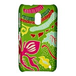 Green Organic Abstract Nokia Lumia 620