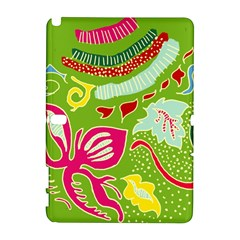 Green Organic Abstract Samsung Galaxy Note 10 1 (p600) Hardshell Case by DanaeStudio