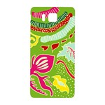 Green Organic Abstract Samsung Galaxy Alpha Hardshell Back Case