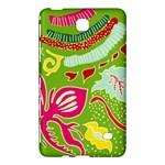 Green Organic Abstract Samsung Galaxy Tab 4 (8 ) Hardshell Case