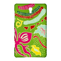 Green Organic Abstract Samsung Galaxy Tab S (8 4 ) Hardshell Case  by DanaeStudio